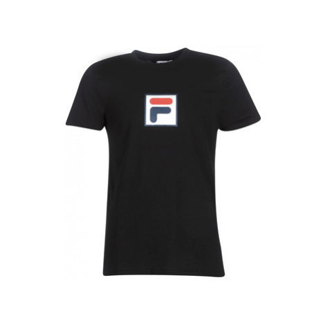 Fila MEN EVAN 2.0 tee SS men's T shirt in Black