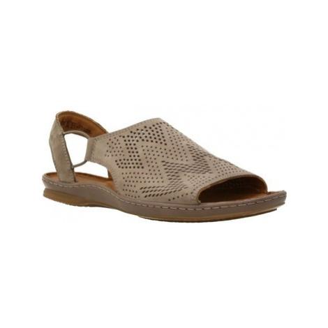 Clarks SARLA CADENCE women's Sandals in Brown