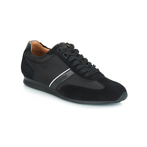 BOSS ORLANDO LOW PROFILE men's Shoes (Trainers) in Black Hugo Boss