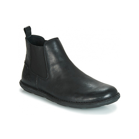 Kickers SWINGUY men's Mid Boots in Black