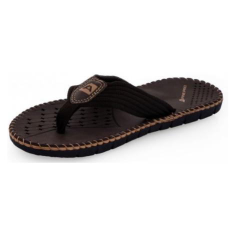 ALPINE PRO SUNSPOT brown - Men's lightweight summer shoes