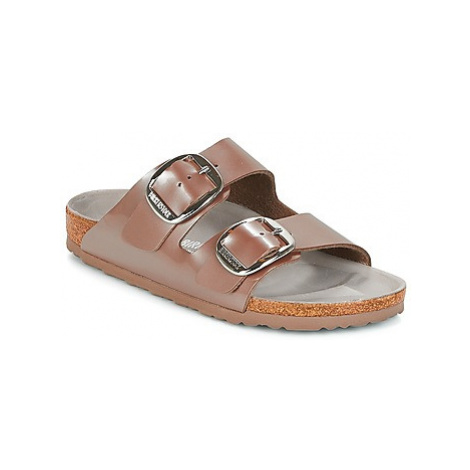 Birkenstock ARIZONA BIG BUCKLE women's Mules / Casual Shoes in Brown