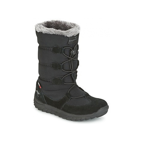 Kangaroos K-FROST women's Snow boots in Black
