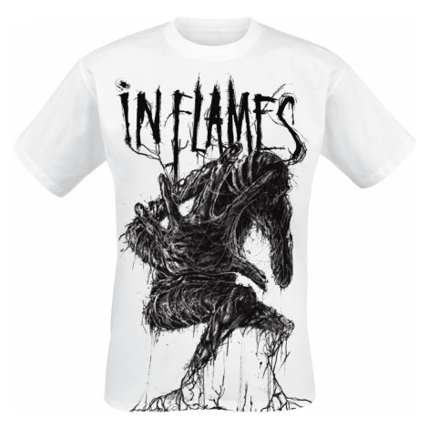 In Flames Big Creature T-Shirt white