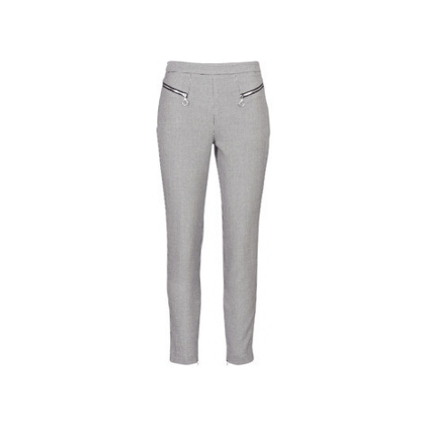 Guess CARRIE women's Trousers in Grey