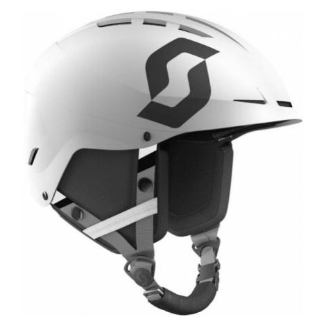 Scott APIC JR PLUS white - Kids' ski helmet