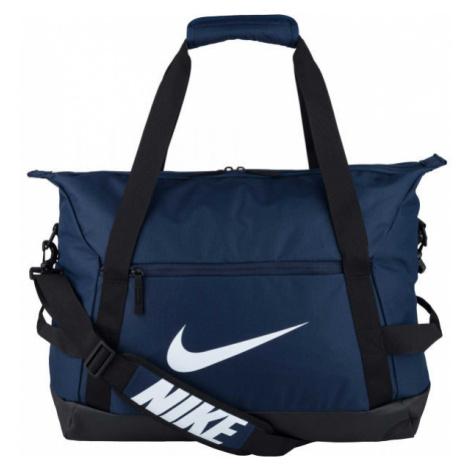 Nike ACADEMY TEAM M DUFF blue - Sports bag