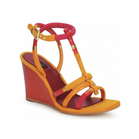 Marc Jacobs MJ16439 women's Sandals in Yellow