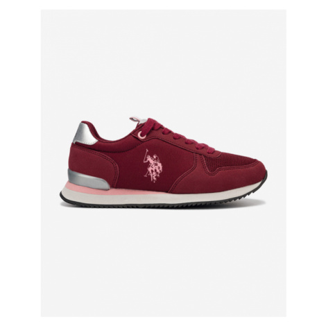 U.S. Polo Assn Taila Sneakers Red