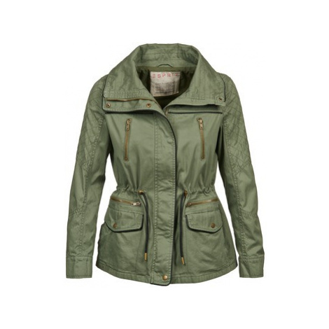 Esprit LOPPI women's Parka in Green