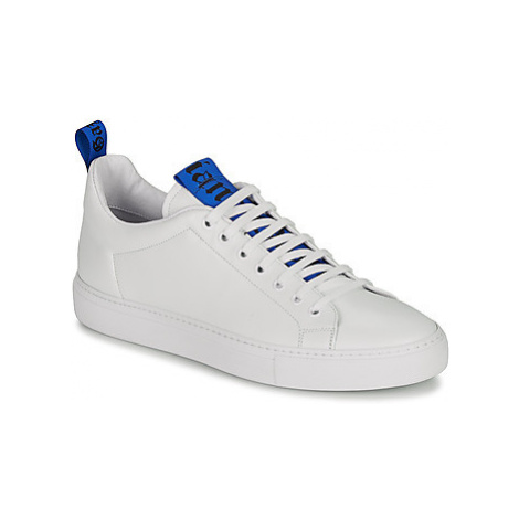 John Galliano 8557 men's Shoes (Trainers) in White