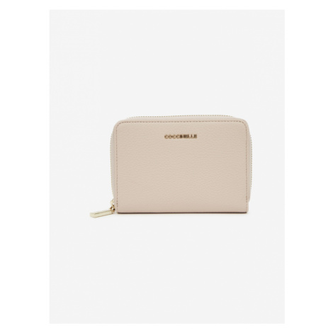 Coccinelle Small Wallet Beige