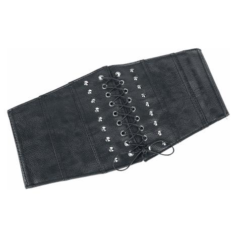 Jawbreaker - Faux Leather Belt - Belts - black