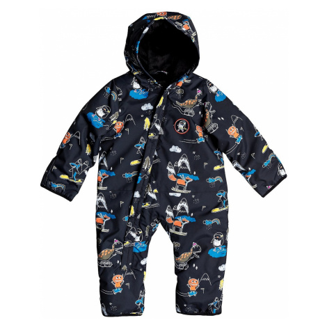 overall Quiksilver Baby Suit - KVM6/Black Snow Party - kid´s