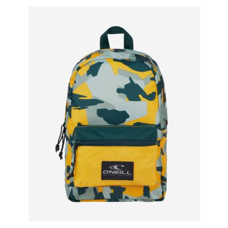 O'Neill Coastline Mini Backpack Blue Green Yellow