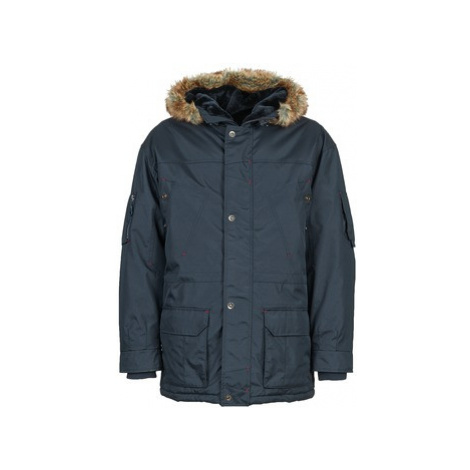 Casual Attitude DILAN men's Parka in Blue