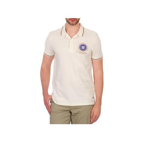 Chevignon O CHILD men's Polo shirt in Beige