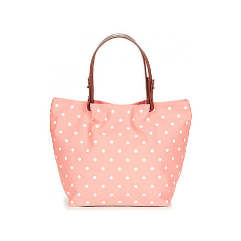 Petite Mendigote CLEA women's Shopper bag in Pink