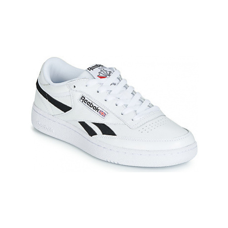 Reebok Classic REVENGE PLUS MU women's Shoes (Trainers) in White