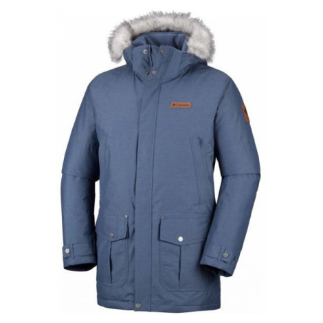 Columbia TIMBERLINE RIDGE JACKET dark blue - Men's jacket