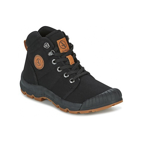 Aigle TENERE LIGHT W women's Shoes (High-top Trainers) in Black