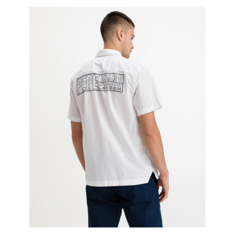 Pepe Jeans Seth Shirt White