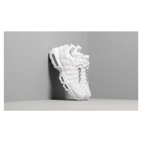 Nike Air Max 95 Essential White/ White-Pure Platinum-Reflect Silver