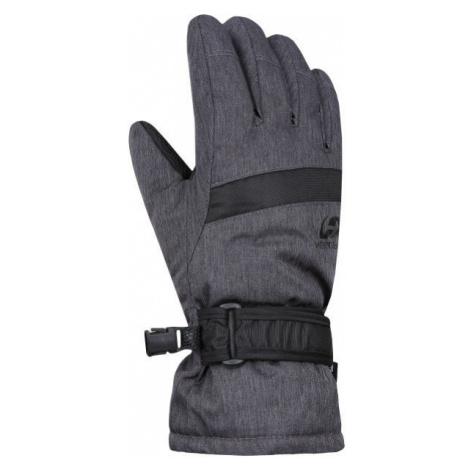 Hannah CLIO JR black - Children's gloves