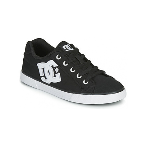 DC Shoes CHELSEA TX women's Skate Shoes (Trainers) in Black