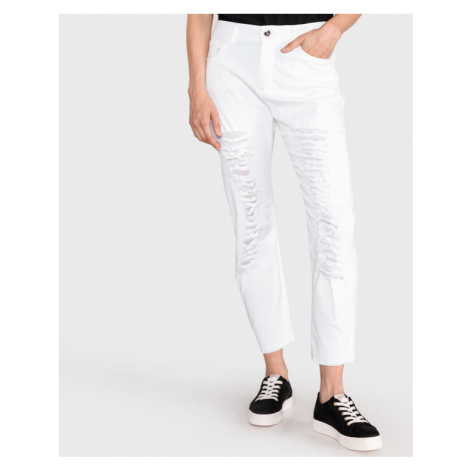 TWINSET Jeans White