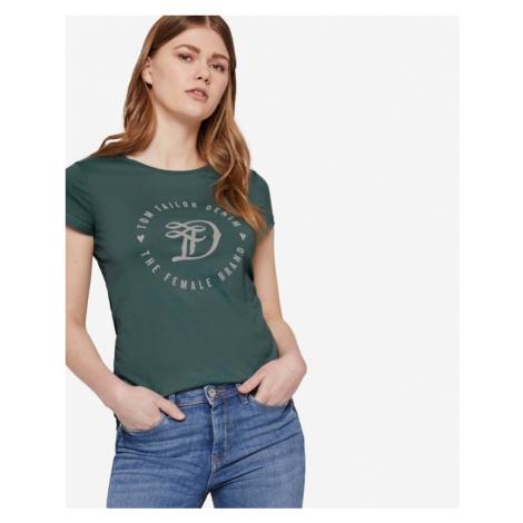 Tom Tailor Denim T-shirt Green