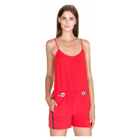 Versace Jeans Jumpsuit Red