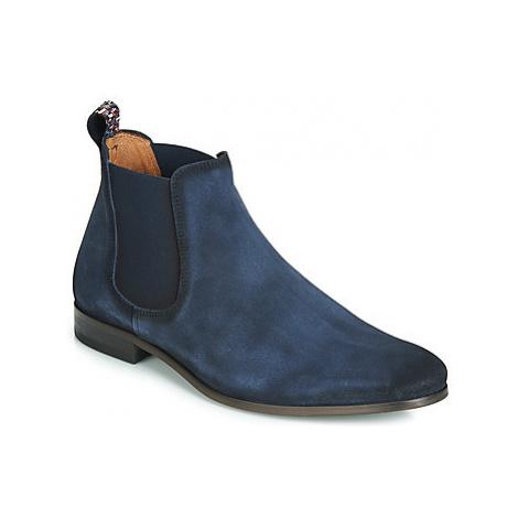 Brett Sons FERNANDO men's Mid Boots in Blue