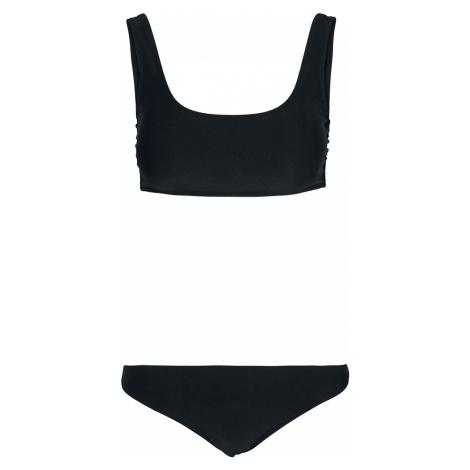 Urban Classics - Ladies Tank Top Bikini - Bikini - black
