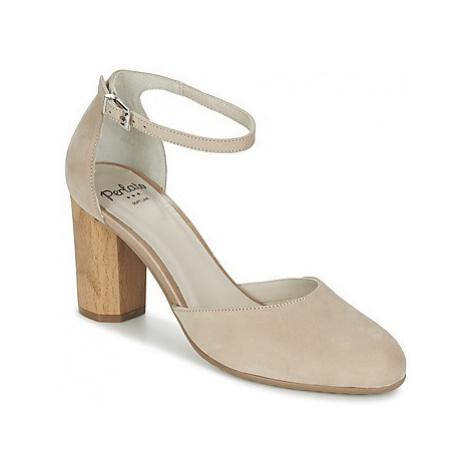 Perlato CUENCA women's Sandals in Beige