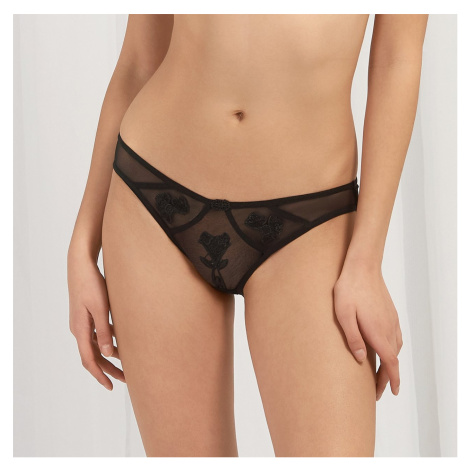 Nova Closed Brief Black Bluebella