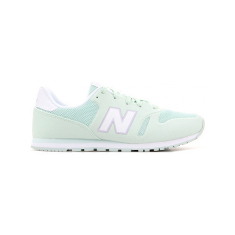 New Balance KD373P2Y girls's Children's Sandals in Green