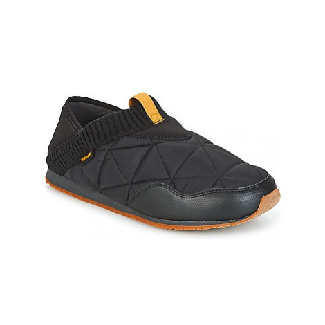 Teva EMBER MOC men's Slip-ons (Shoes) in Black