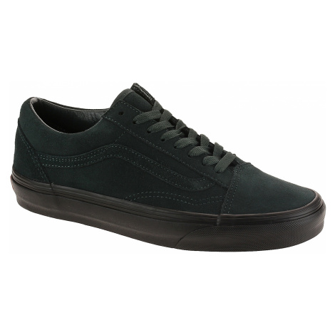 shoes Vans Old Skool - Black Outsole/Darkest Spruce/Black