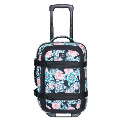 suitcase Roxy Wheelie - XKBM/Anthracite S Crystal Flower - women´s