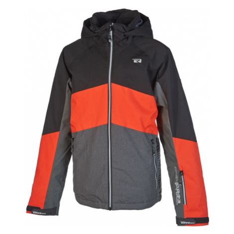 Rehall JAYDEN-R-JR black - Kids' skiing jacket