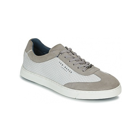 Ted Baker PHRANCO men's Shoes (Trainers) in Grey