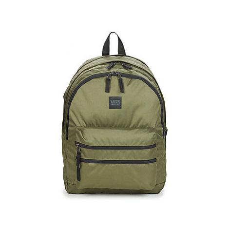 Vans WM SCHOOLIN IT BACKP men's Backpack in Kaki