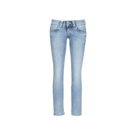 Pepe jeans VENUS women's Jeans in Blue