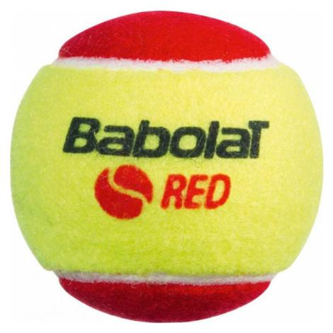Babolat RED FELT X3 - Tennis balls