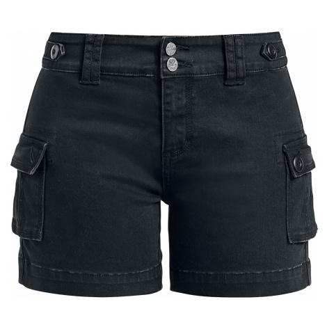 Black Premium by EMP - Work 'N' Play - Girls shorts - black
