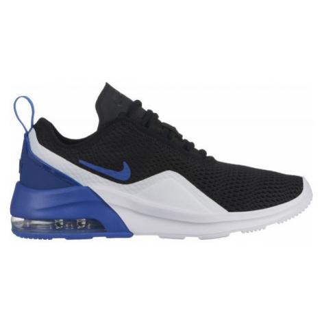 Nike AIR MAX MOTION 2 black - Children's leisure shoes