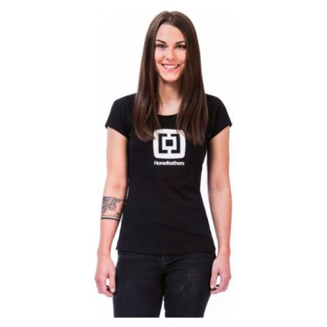 Horsefeathers ELEONOR TOP black - Women's T-shirt