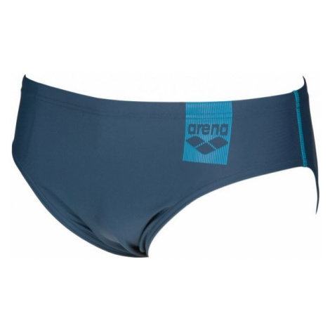 Arena M BASICS BRIEF dark blue - Men's swimsuit