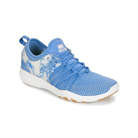 Nike FREE TRAINER 7 women's Trainers in Blue